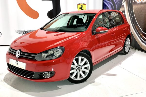 VW Golf 2.0 TDI ***VENDIDO***